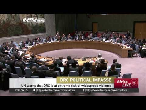 UN Warns That DRC Is At Extreme Risk Of Widespread Violence