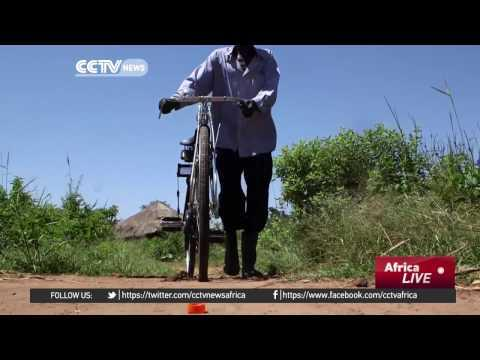 Non-profit Organization Gives Out Bicycle Loans In Uganda
