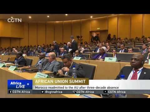 Leaders Gather In Addis Ababa For Final Day Of Meetings