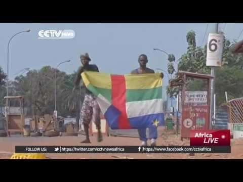 EU Pledges Millions Of Dollars To Rebuild Central African Republic