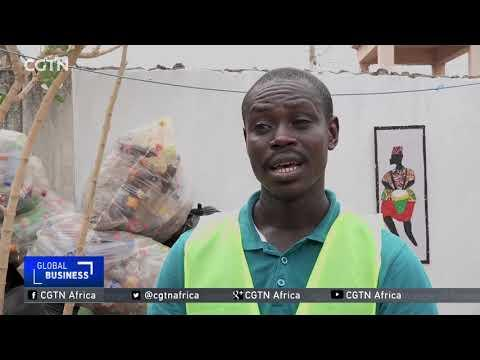 Young Ghanaians Tackle Plastic Pollution