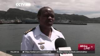 First Black Female Commander Of South African Warship