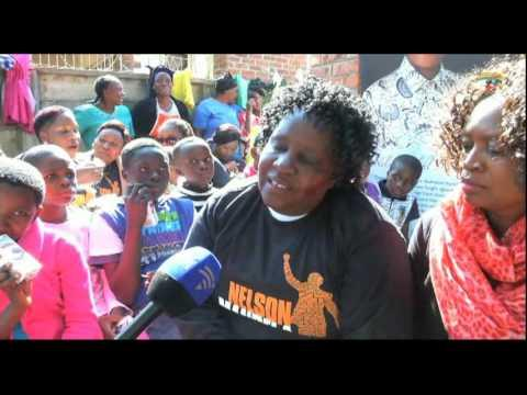 Citizens In Zimbabwe Observe Mandela Day