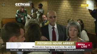 Pistorius: Prosecutors Hoping To Overturn The Verdict