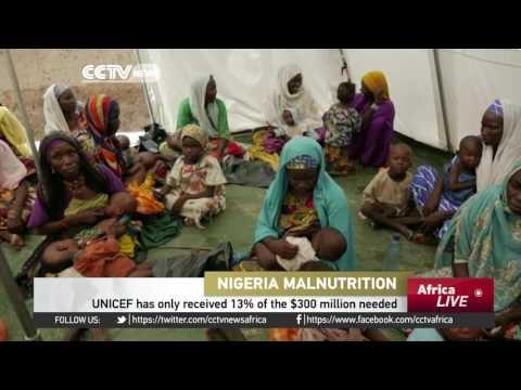 UNICEF Warns Hundreds Of Thousands Of Children At Risk