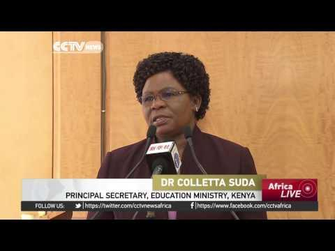 Over 200 Kenyan Students Win Bursaries To Study In China