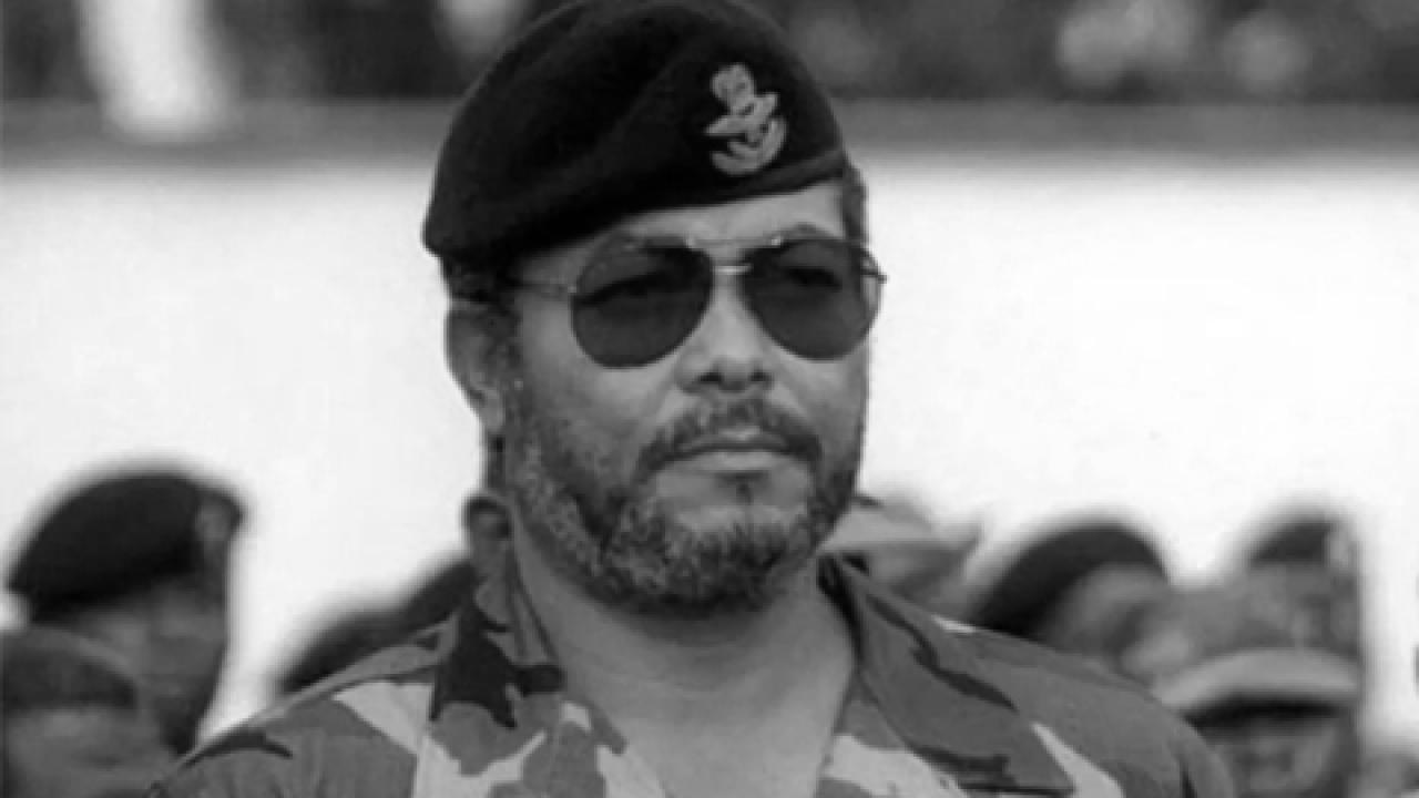 Faces Of Africa - The Jerry Rawlings Story (Promo)
