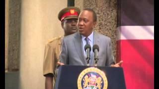 Uhuru Kenyatta Defends Ugandan Sugar Deal
