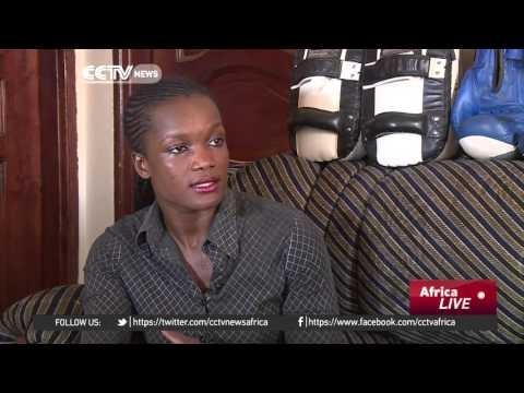 Ugandan Patricia Apolot Beats High Odds To Excel In Kickboxing