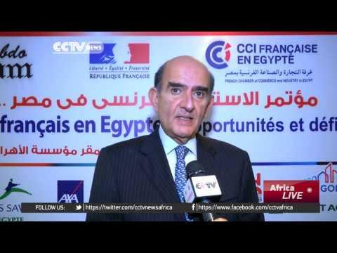 French Businesses Look To Expand Investment In Cairo