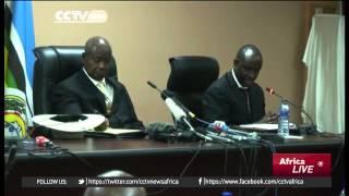 Nkurunziza Sworn In Amid Tensions In Burundi
