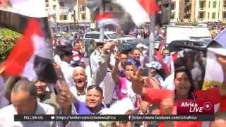 Egyptians Take To The Streets To Celebrate New Suez Canal