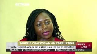 Nigeria's Crackdown On Corruption