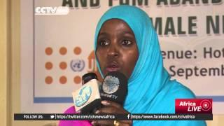 Somalia Fights Gender Based Violence