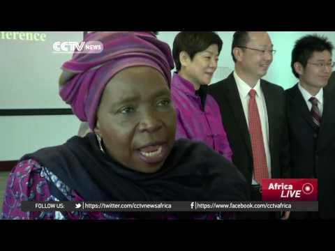 Johannesburg Welcomes Traditional Chinese Medicine