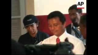 President Expected To Win Madagascar Election As Voting Begins