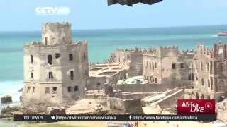 Somalia's Iconic Hotel Uruba Rises From The Ashes