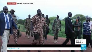 South Sudan Peace Talks: FRANCE24 News Gains Access To Rebels' Meeting In Pagak