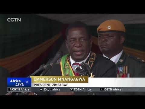 Zimbabwe Celebrates 39th Independence Anniversary.