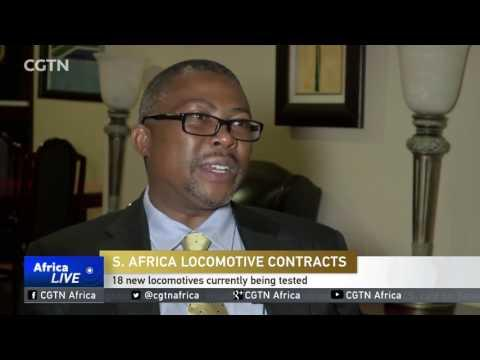 Locomotive Fleet Renewal Program In South Africa Making Progress
