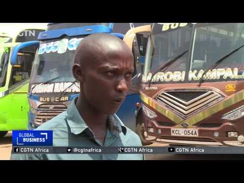 Trade Route Along Ugandan Border Grinds To A Halt