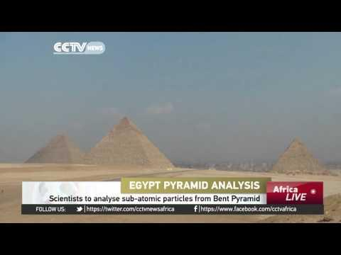 Scientists To Analyse Egypt's Bent Pyramid Particles