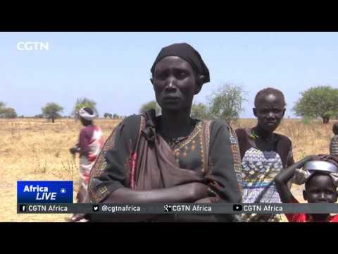 United Nations Continuing With Distribution Of Food Aid In South Sudan