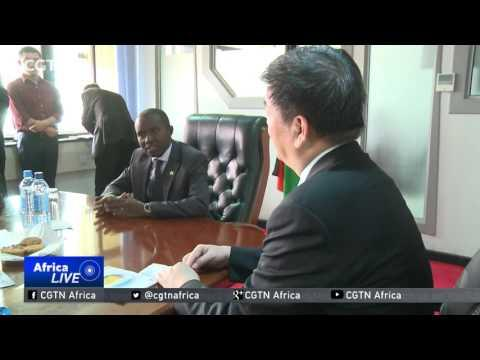 Chinese Vice Minister For Press Meets Kenyan ICT Minister