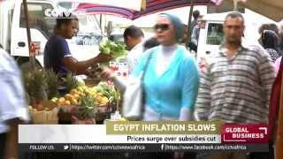 Egypt Prices Surge Over Subsidies Cut