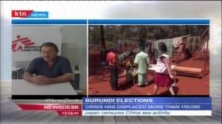 Burundi Citizens Flee To Tanzania For Refuge Due To Election Crisis