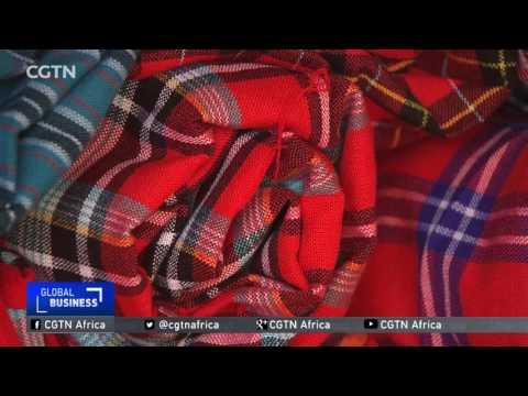 Made In Kenya: Traditional Maasai Blanket Gets A Face-lift