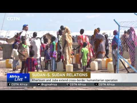 Khartoum And Juba Extend Cross-border Humanitarian Operation