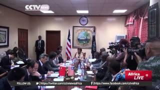 Ellen Johnson Sirleaf Speaks On Liberia's Post-Ebola Development