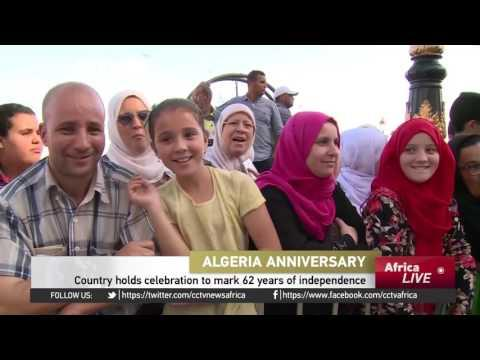 Algeria Holds Celebration To Mark 62 Years Of Independence