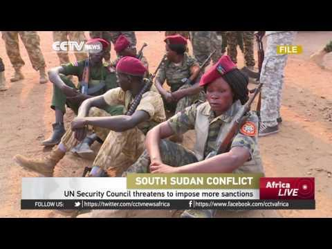 UN: Weapons From Europe & Israel Fueling South Sudan Conflict