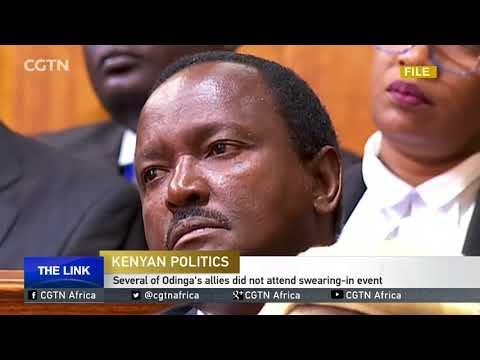 Kenya Rocked By Political Uncertainty