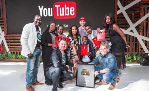 The First YouTube Sub-Saharan Africa Creator Awards
