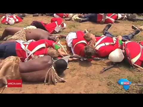 Commemoration Of The Battle Of Isandlwana