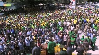 Presidential Campaigns In Tanzania Intensify