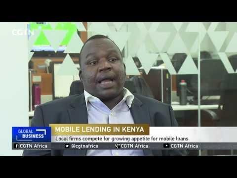 Local Firms In Kenya Compete For Growing Appetite For Mobile Loans
