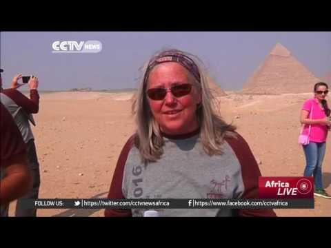 Egypt Holds Motorcycle Rally To Boost Tourism Image In Egypt