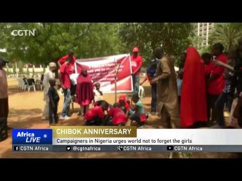 Campaigners In Nigeria Urges World Not To Forget Chibok Girls