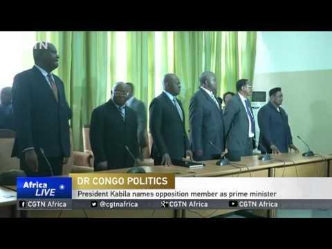 President Kabila Names Opposition Member As Prime Minister