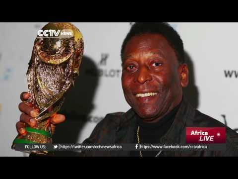 Nigeria Asks Brazilian Pele To Refund Appearance Fee Due To No-show