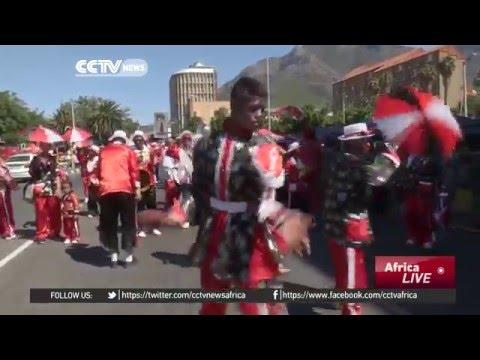 Thousands Attend Colourful Annual Carnival In Cape Town
