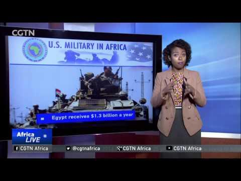 US Military In Africa: America Has At Least 78 Missions In 20 Nations On The Continent