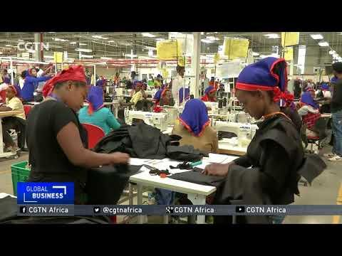 Ethiopia Bets On Clothes To Fashion An Industrial Future
