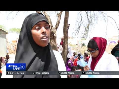 Ordinary Somalia Citizens Pull Together To Help Starving Families