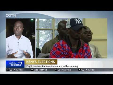 Vote-counting Under Way Across Most Parts Of Kenya