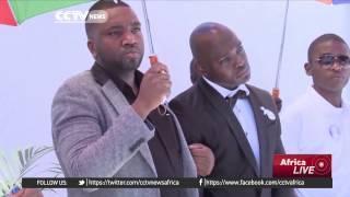 Burundi's Spy Chief Adolphe Nshimirimana Buried